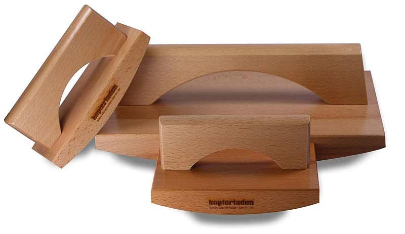 sello de madera de rodillo Kopierladen